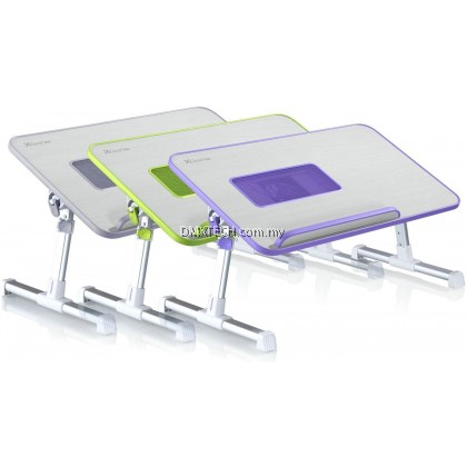 Folding Laptop Table Desk With FAN