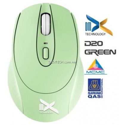 DMX Wireless Mouse MS-D20