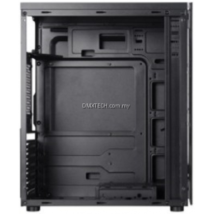 DMX ATX TOWER GAMING CASE P07- Glass Front Cover