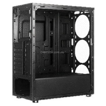 DMX ATX Tower Gaming Case G10- Front panel comes with RGB Fan